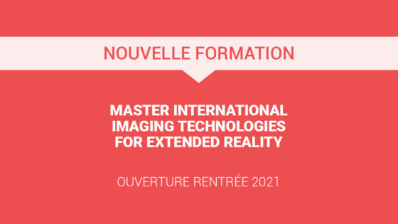 Couverture Master ITXR