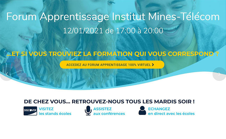 Slider IMT Apprentissage