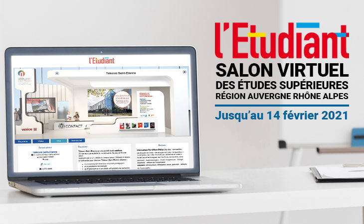 Slider Salon Etudiant