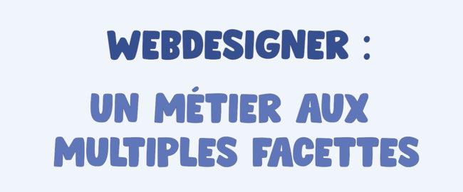 Couverture Webdesigner