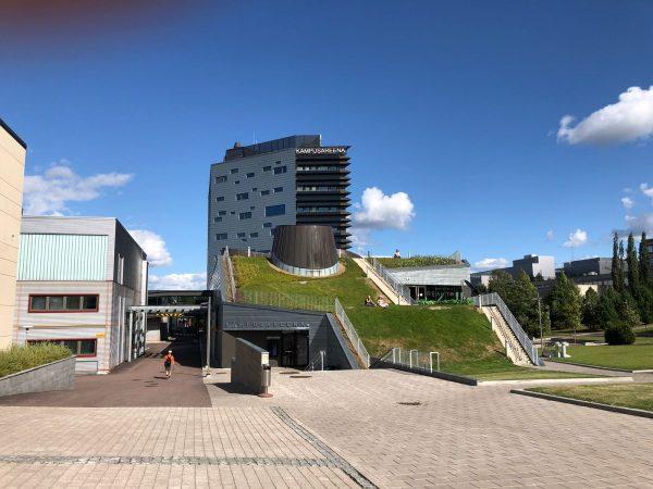 Un semestre d'étude en Finlande