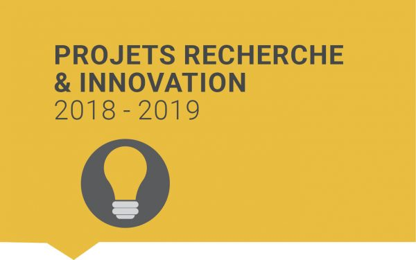 Les Projets Recherche et Innovation : nouveau format, déploiement et témoignages